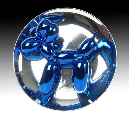 No Technical Koons - Balloon Dog blue