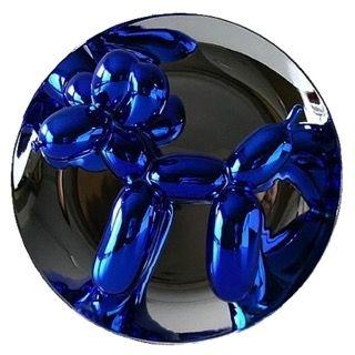 Ceramic Koons - Balloon Dog (Blue)