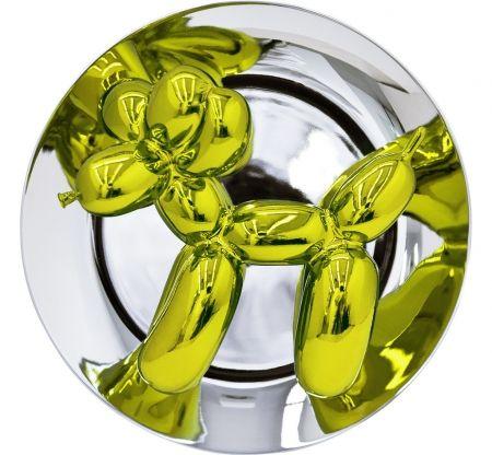 No Technical Koons - Balloon Dog (Yellow)