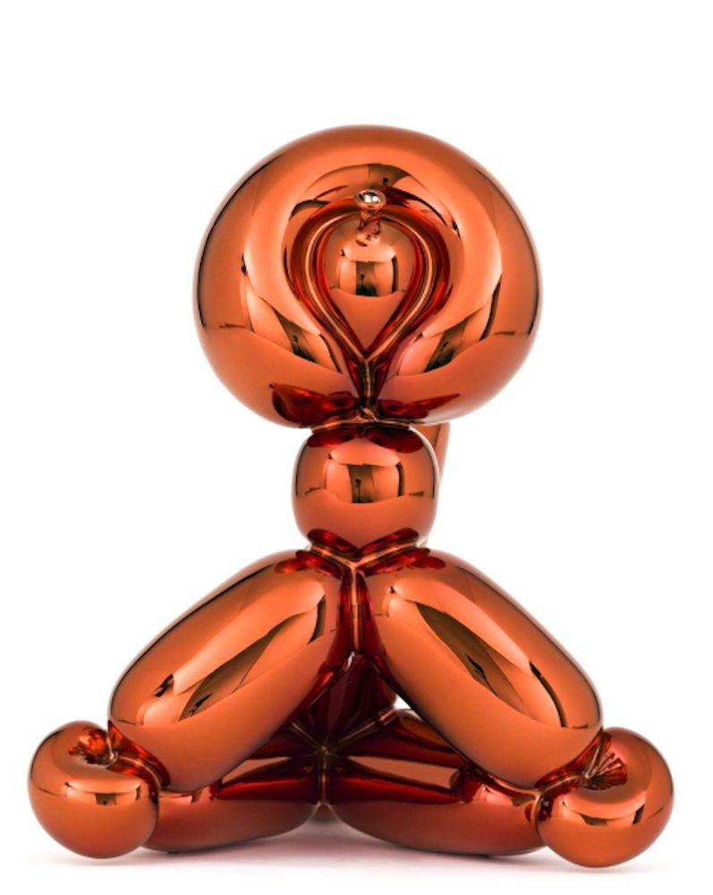No Technical Koons - Balloon Monkey (Orange)
