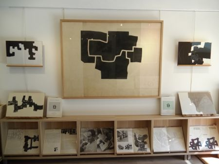 Aquatint Chillida - Banatu 2