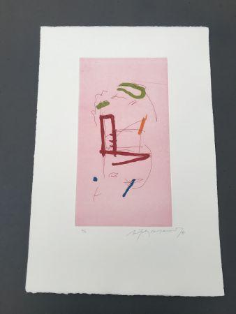 Engraving Ràfols Casamada - Barris Extrems- 6