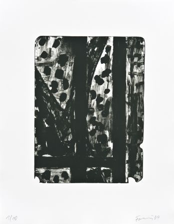 Lithograph Forg - Bastille 3