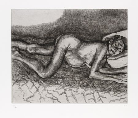 Engraving Freud - Before the Fourth