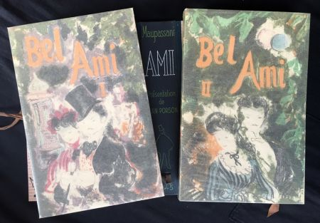 Illustrated Book Grau Sala - BEL-AMI. Lithographies originales de Grau-Sala
