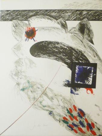 Lithograph Duran Benet - BELIZE 1