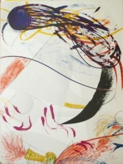 Lithograph Duran Benet - BELIZE 3