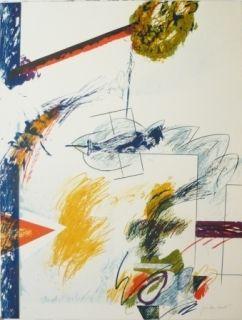 Lithograph Duran Benet - BELIZE 4