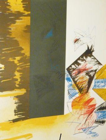 Lithograph Duran Benet - BELIZE 5