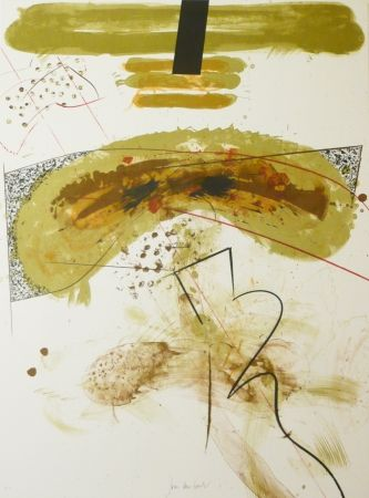 Lithograph Duran Benet - BELIZE 7