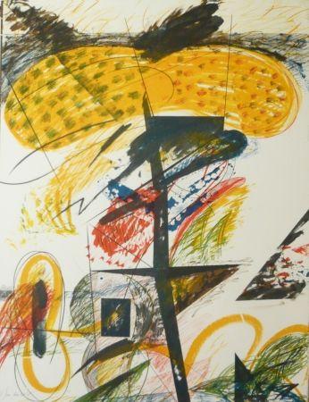 Lithograph Duran Benet - BELIZE 8
