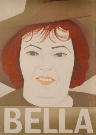 Lithograph Katz - Bella