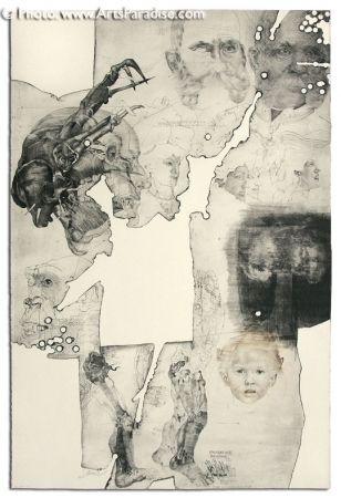 Engraving Anderlê - Belle Epoque (1980)