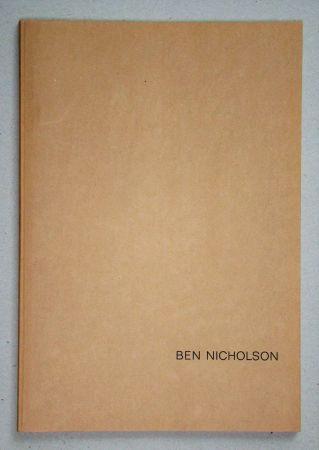 Illustrated Book Nicholson - Ben Nicholson