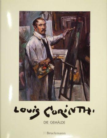 Illustrated Book Corinth - BEREND-CORINTH, Charlotte. Lovis Corinth. Die Gemälde. Werkverzeichnis.