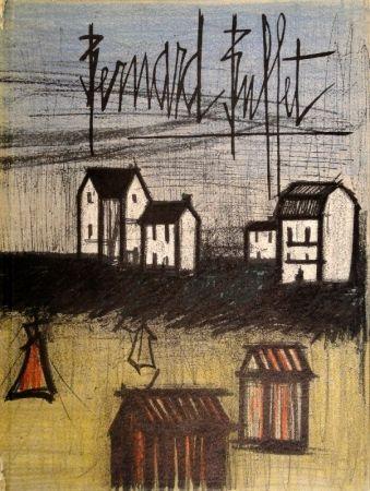 Illustrated Book Buffet - Bernard Buffet. Werkverzeichnis der Lithographien. 1952-1966.