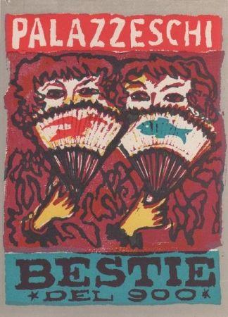 Illustrated Book Maccari - Bestie del 900