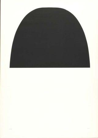 Lithograph Burri - Bianco e Nero