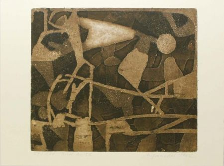 Etching And Aquatint Sander - Bild Nr. 36 / Picture No. 36