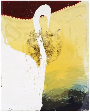 Screenprint Schnabel - Bill (after short silence then)