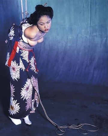 Photography Araki - Binding