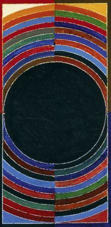 Lithograph Raza - Bindu