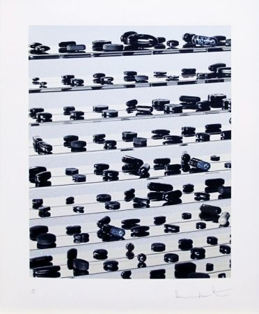 Photography Hirst - Black Brilliant Utopia