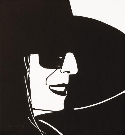 Woodcut Katz - Black Hat (Ada)