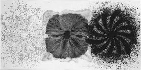 Lithograph Rosenquist - Black Tie