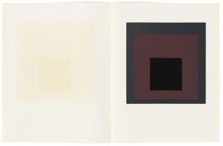 Screenprint Albers - Blatt 5 aus