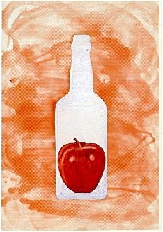 Etching And Aquatint Rosenquist -  Blood in Warm Water