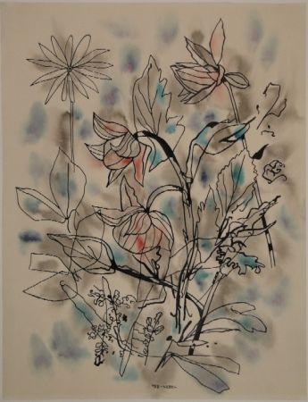 No Technical Nebel - Blumen
