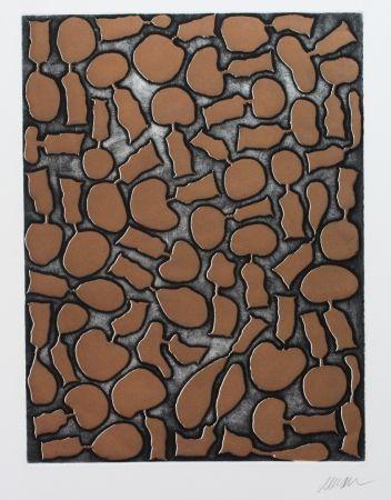 Aquatint Arman - Bonjour Max Ernst