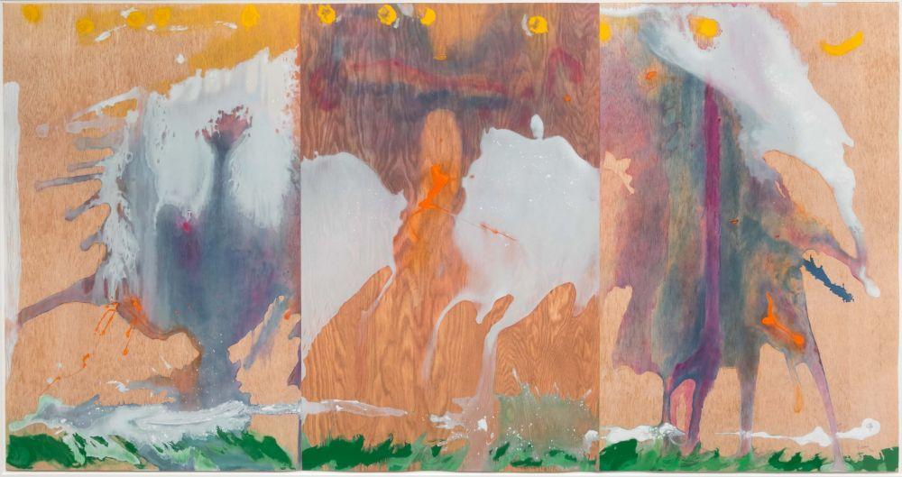 Aquatint Frankenthaler - Book of Clouds