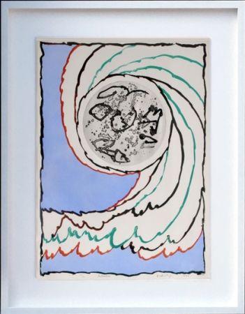 Lithograph Alechinsky - Boréalité