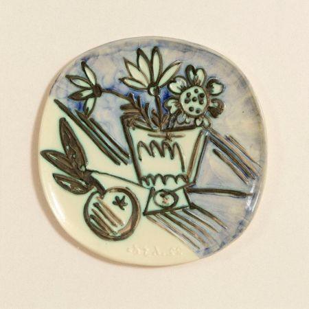 Ceramic Picasso - Bouquet à la pomme