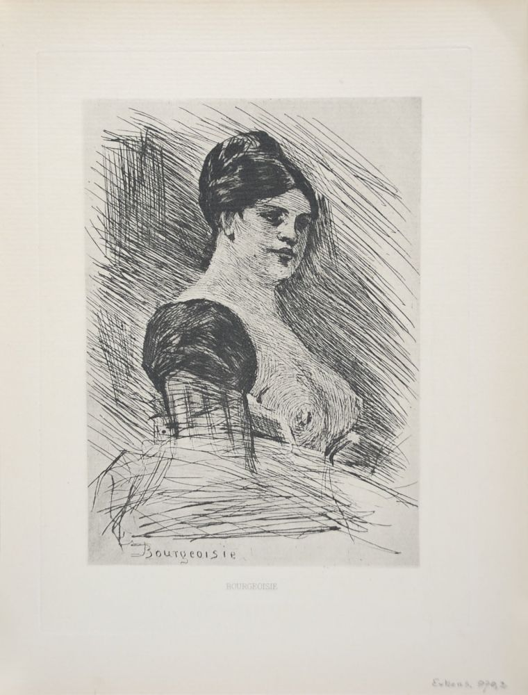 Etching Rops - Bourgeoisie