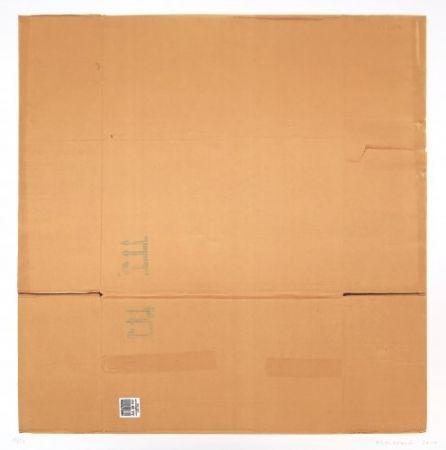 Lithograph Faldbakken - Box 1