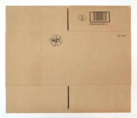 Lithograph Faldbakken - Box 2