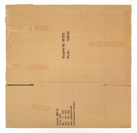 Lithograph Faldbakken - Box 3