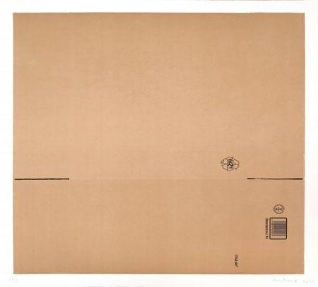 Lithograph Faldbakken - Box 4