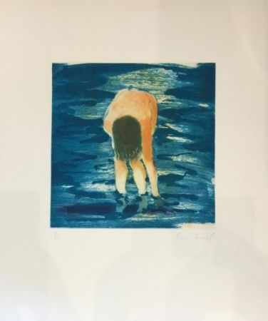 Multiple Fischl - Boy in Blue Water