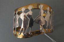 No Technical Warhol - Bracelet manchette