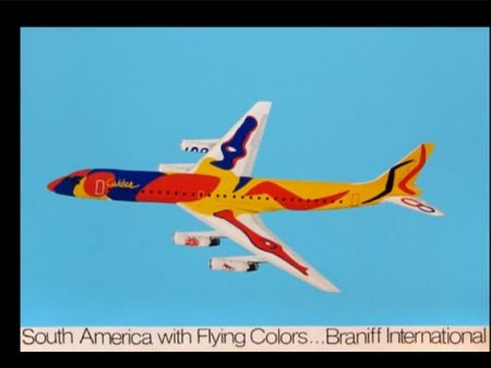Screenprint Calder - BRANIFF
