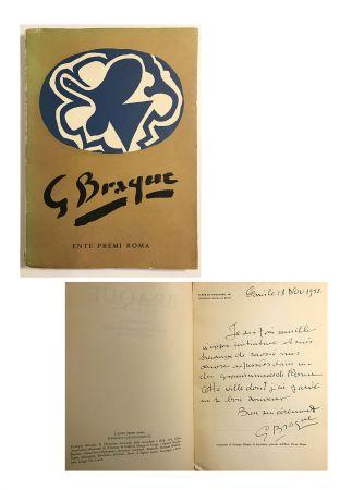 Illustrated Book Braque - Braque (1958)