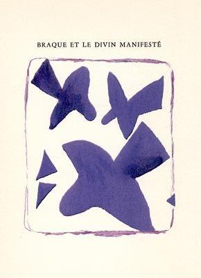 Illustrated Book Braque - Braque et le divin manifesté
