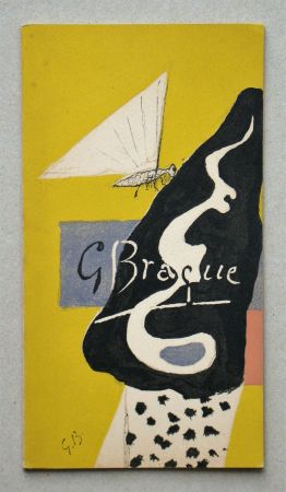 Illustrated Book Braque - Braque Graveur