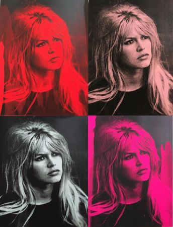 Screenprint Young - Brigitte Bardot Portfolio (4)