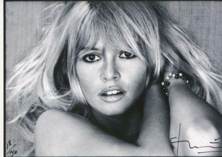 Photography Stern - Brigitte Bardot. Saint Tropez