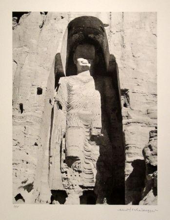 No Technical Scheidegger - Buddha-Monument im Bamiyan-Tal, Afghanistan